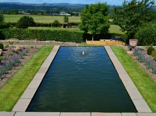 Infinity Water Feature
